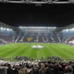 Coreografia Juventus Bayern